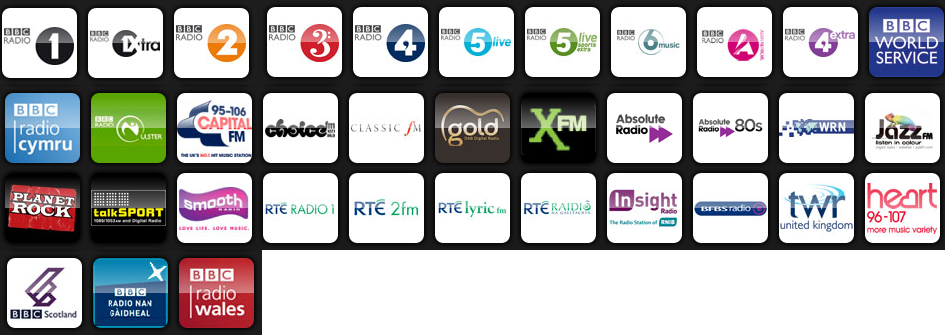 Freesat-Radio-Channels
