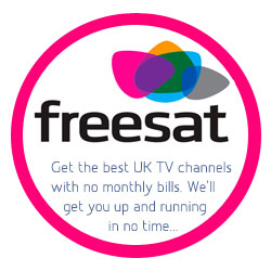 Freesat-Badge